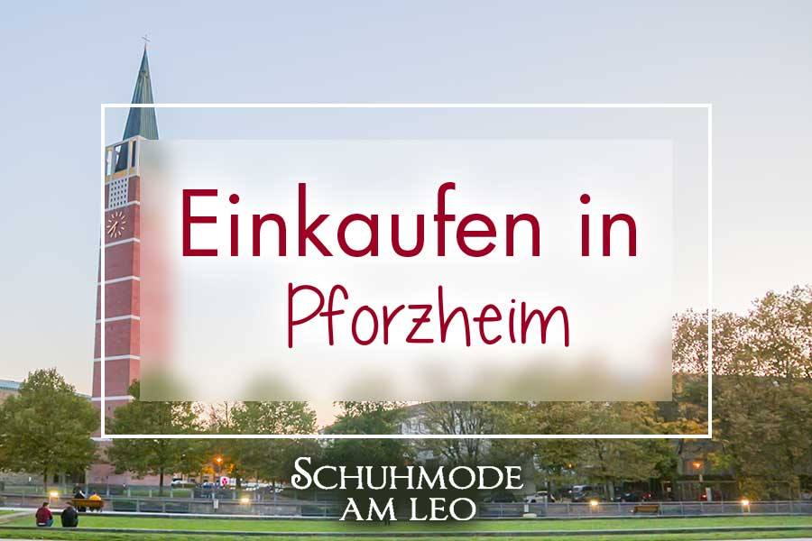 Einkaufen In Pforzheim